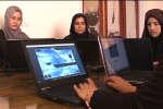 Les jeunes afghanes ont mis un mois à coder ce jeu vidéo.