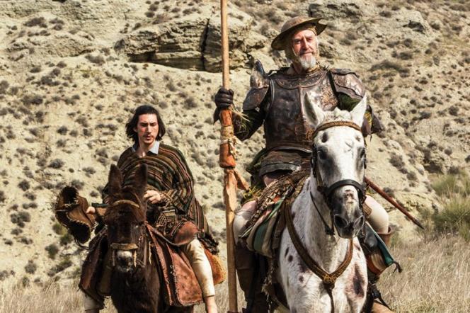 «L'Homme qui tua Don Quichotte» pourra bien être projeté en clôture de la manifestation cannoise, hors compétition, le 19mai.