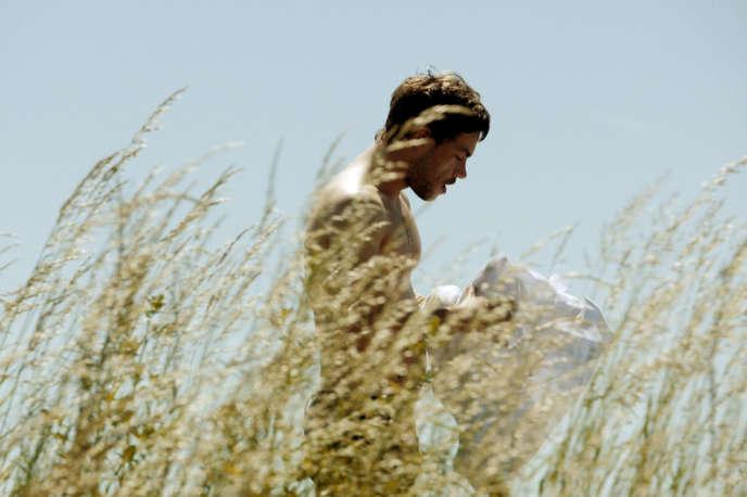 Félix Maritaud dans« Sauvage», de Camille Vidal-Naquet.