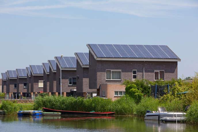 En Allemagne, des bâtiments sur lequels sont testées les stratégies de gestion optimisée de la charge développées dans le cadre du projet européen Peeble auquel collabore ARMines.