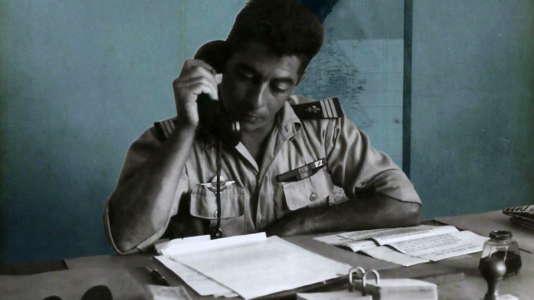 Le capitaine Paul-Alain Léger, cerveau de l'opération« Bleuite».