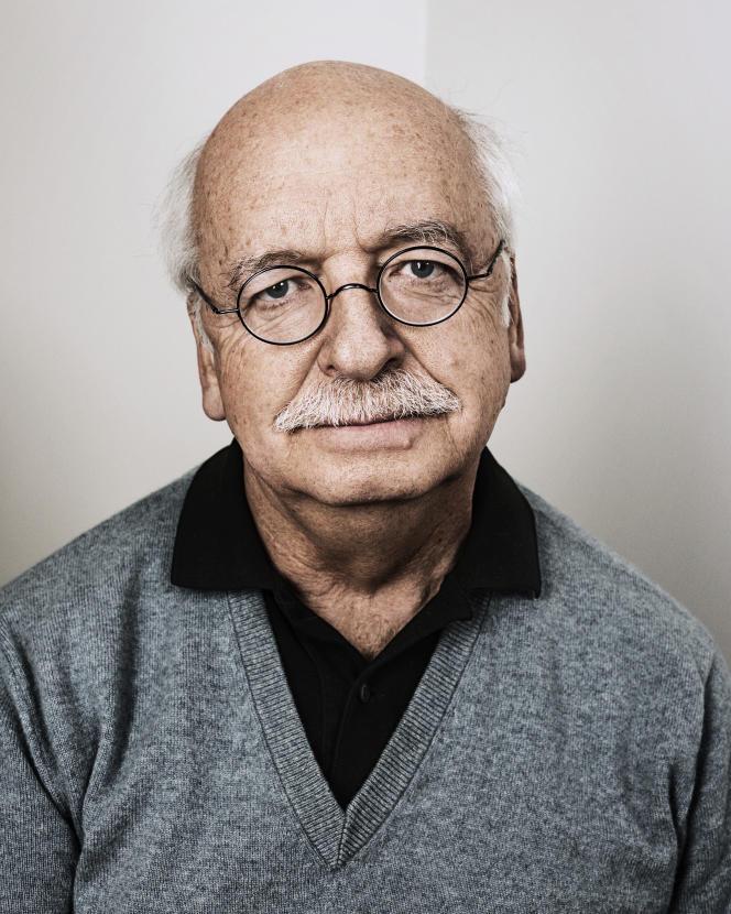 Erik Orsenna, écrivain et académicien français.