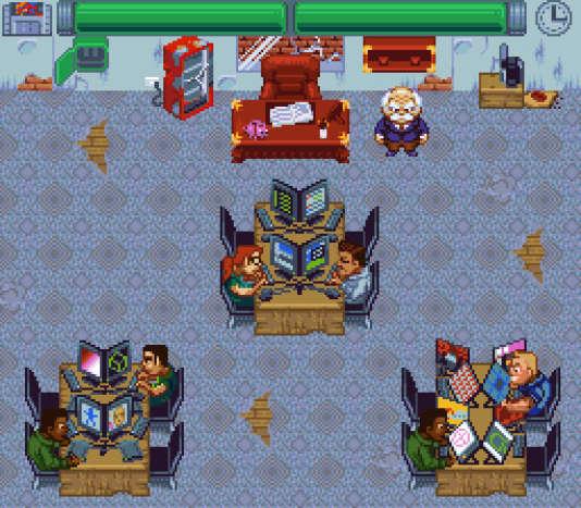 Le jeu, tiré à 1000 exemplaires seulement, tient pour beaucoup d'un coup de communication.