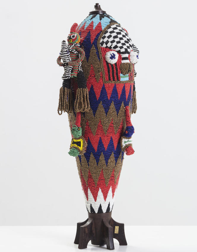 «Perpetual Identities‒ Nigeria» (2016), deKatya Traboulsi.