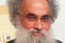L'historien indien Sanjay Subrahmanyam auFestival Etonnant Voyageur, Saint-Malo, en 2014.