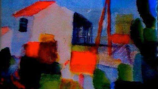 Image extraite du film « Le Livre d'image», réalisé par Jean-Luc Godard.