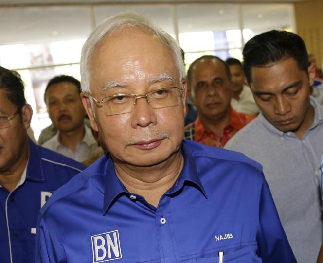 Najib Razak a toujours nié toute illégalité en lien avec le fonds souverain Malaysia Development Berhad (1MDB), qu'il a fondé.