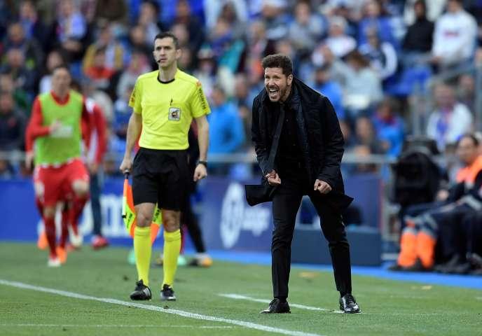Suspendu, Diego Simeone ne sera pas sur le banc mercredi, mais son aura pèsera fortement sur la finale.