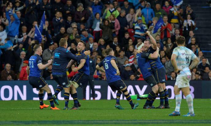 Le Leinster a remporté, samedi, la quatrième Coupe d'Europe de son histoire.