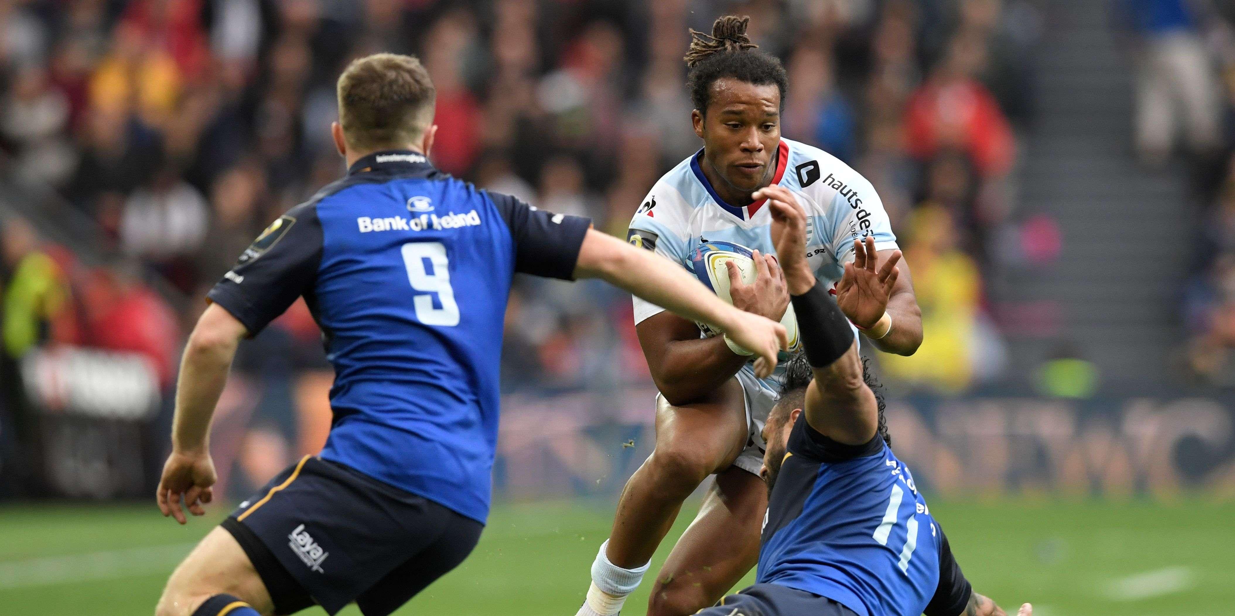 Rugby en direct racing 92 leinster une finale de coupe d europe serr e - Resultat coupe d europe de rugby en direct ...