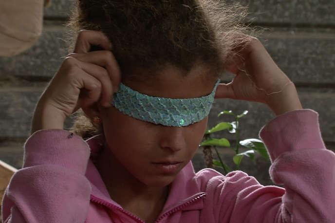 Une scène extraite du documentaire français et italien de Stefano Savona,«Samouni Road».