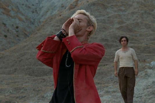 Luca Chikovani et Adriano Tardiolo dans « Heureux comme Lazzaro», film italien d'Alice Rohrwacher.