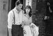 Christopher Reeve et Margot Kidder lors du tournage de«Superman» àNew York en1977.