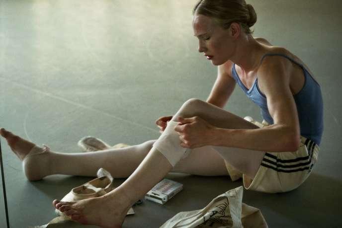 Victor Polster dans« Girl», de Lukas Dhont.