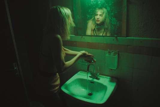 Une scène du film français de Gaspar Noé, « Climax ».