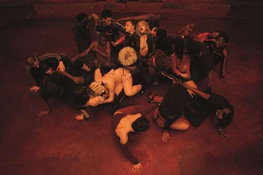 Une scène du film français de Gaspar Noé,« Climax».