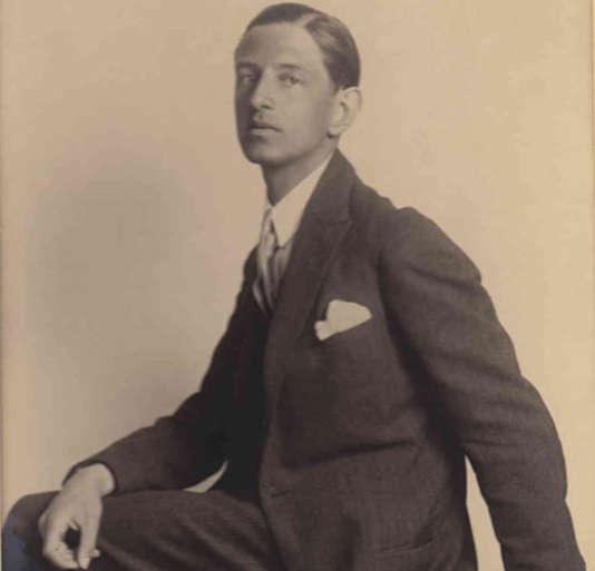 Martin Bodmer, au temps de sa jeunesse zurichoise.