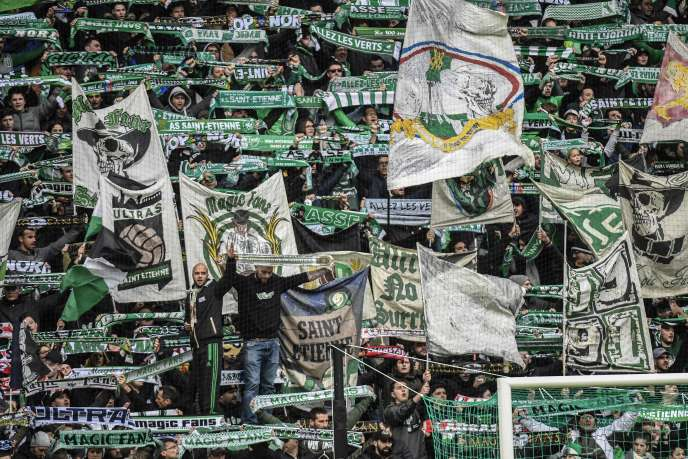 L'AS Saint-Etienne est toujours en course en Ligue1 pour accrocher une place en LigueEuropa.