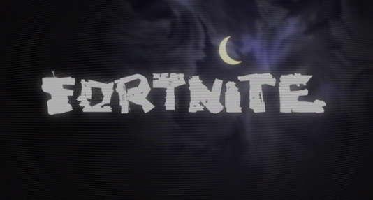Le premier logo de«Fortnite», en 2011, témoignait d'un jeu plutôt orienté survie, marqué par l'esthétique«S.O.S.Fantômes», avec des zombies à repousser.