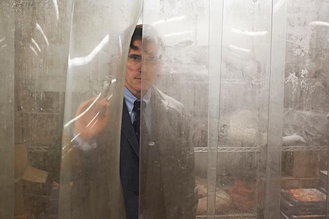 Matt Dillon dans «The House that Jack Built», de Lars von Trier, présenté hors compétition au 71e Festival de Cannes.
