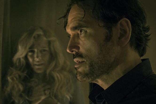 Riley Keough et Matt Dillon dans «The House that Jack Built», de Lars von Trier, présenté hors compétition au 71e Festival de Cannes.