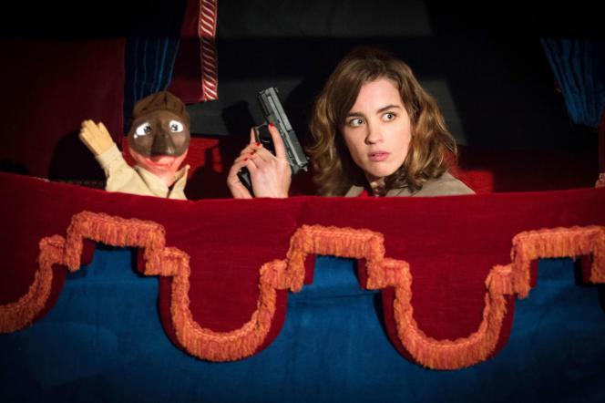Adèle Haenel dans« En liberté !», de Pierre Salvadori.