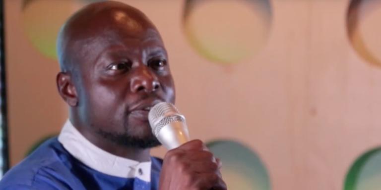 Mamadou Kwidjim Touré à Abidjan, le 22 mars 2018.