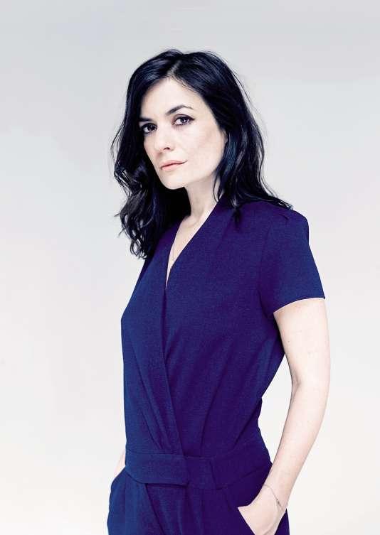 Vanessa Filho, réalisatrice de«Gueule d'ange».