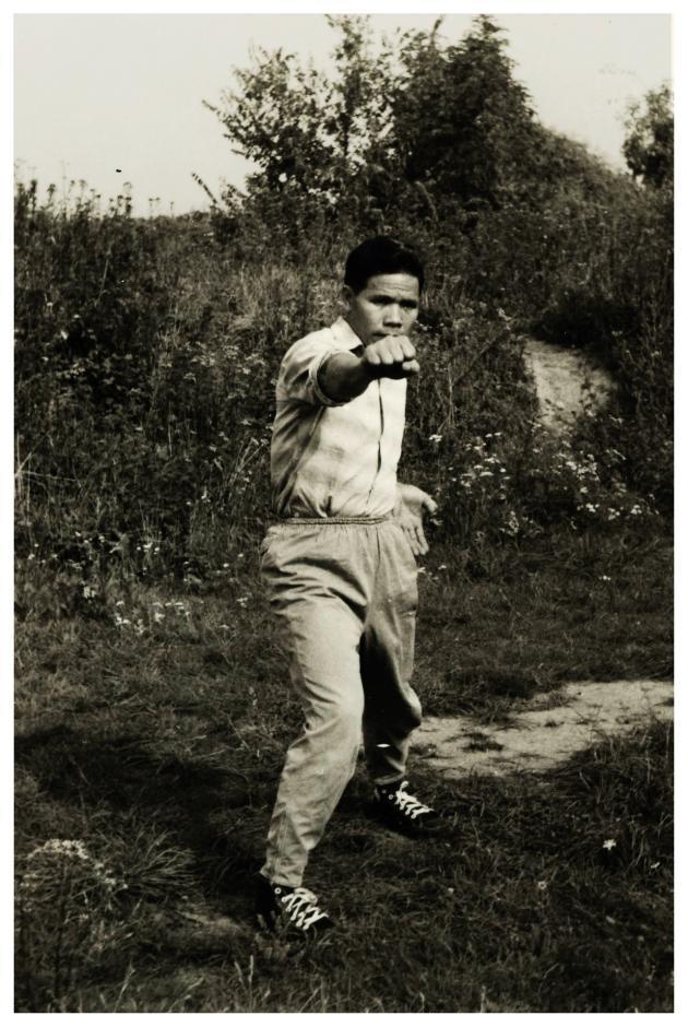 Maoïstes, trotskistes… Dans son club fondé en 1957, le maître pro-Vietcong Nguyen Duc Moc accueille toutes les chapelles.