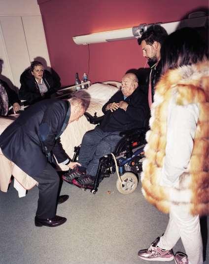 Retraité depuis 2014, Henri Joyeux continue de suivre certains de ses patients.