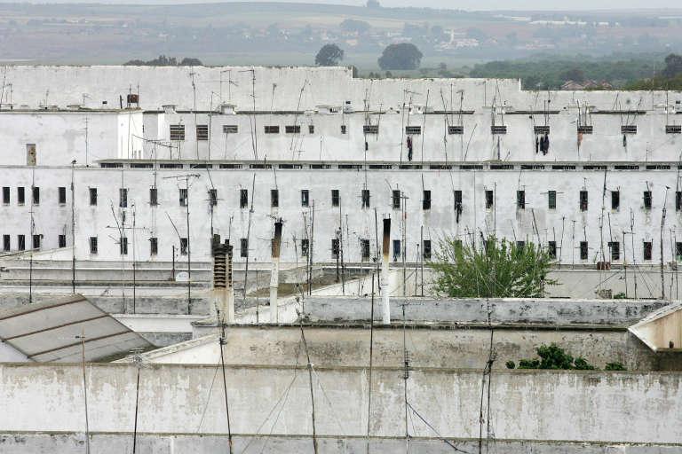 La prison de Kenitra, au Maroc, en 2008.