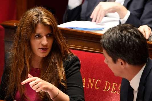 Une victoire pour Marlène Schiappa, mercredi 16 mai, qui a porté ce texte.
