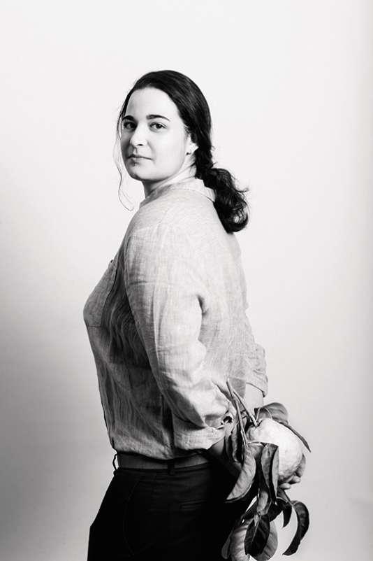 A 21 ans, la chef Julia Sedefdjian a décroché une étoile au guide Michelin (2016) aux Fables de la Fontaine.