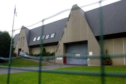 Maison d'arrêt de Brest, le 6 janvier 2005.