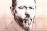 Le sociologue allemand Max Weber(1864-1920).