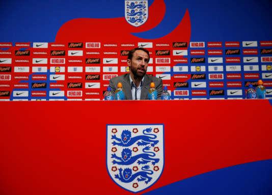 Le sélectionneur de l'équipe anglaise de football, Gareth Southgate, le 17 mai.