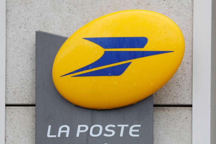 Logo de La Poste.