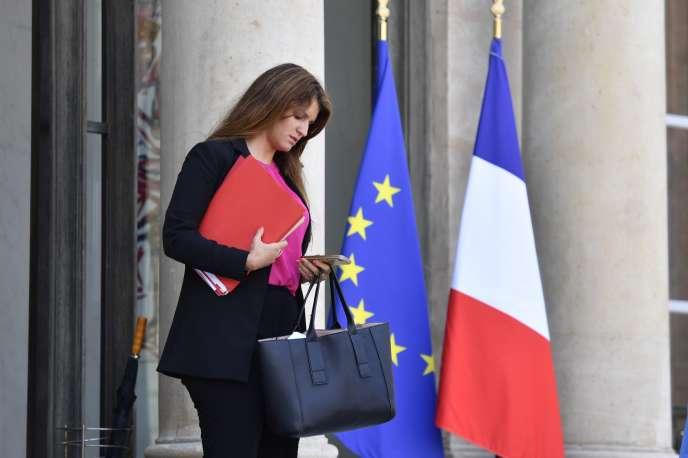 Marlène Schiappa, le 16 mai.
