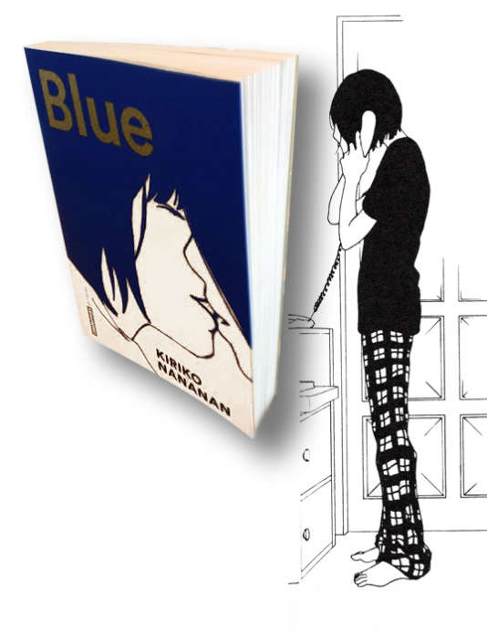 « Blue», de Kiriko Nananan.