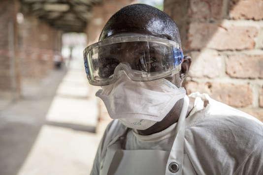 L'arrivée d'Ebola dans une zone urbaine est très préoccupante », selon le docteur Matshidiso Moeti, directeur régional de l'OMS pour l'Afrique.