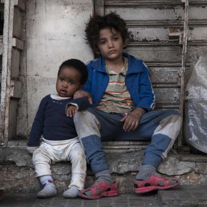 Une scène du film libanais de Nadine Labaki,« Capharnaüm».