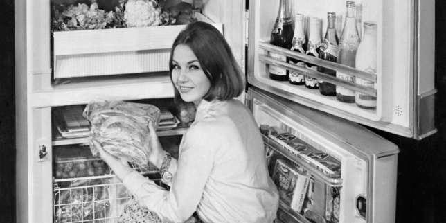 En 1968, un quart des Français ne disposait pas d'un réfrigérateur.