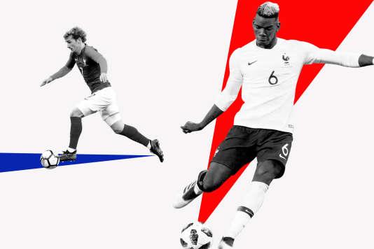 Voilà les 23 joueurs français qui disputeront la Coupe du monde 2018.