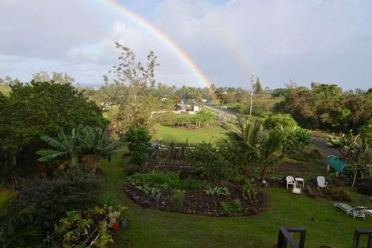 Waihuena Farm organise des visites de sensibilisation à la permaculture.
