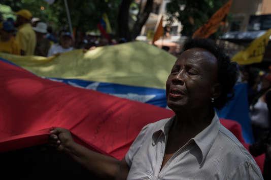 La crise alimentaire et sanitaire s'accentue auVenezuela