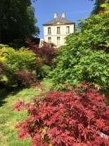 Longtemps organisées sur le domaine de Courson, dans l'Essonne, les Journées des plantes sont accueillies à Chantilly depuis 2015.