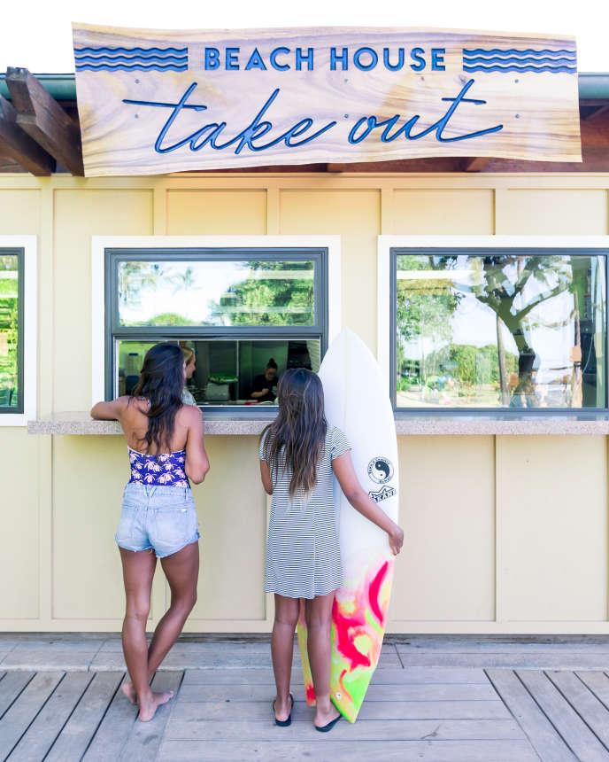 Beach House In Oahu: Oahu Ou La Beauté Brute D'Hawaï