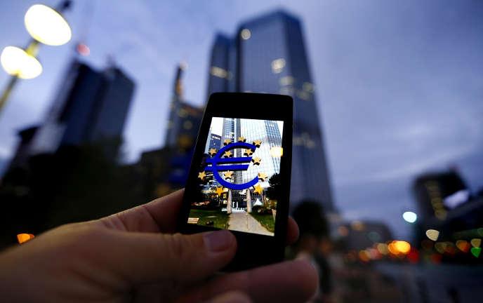 La Banque centrale européenne, à Francfort, le 2 septembre 2013.
