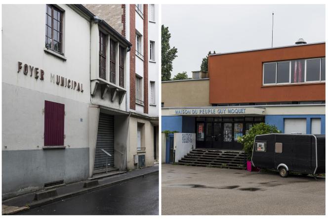 Avenue de la Division-Leclerc, au Bourget, et la Maison du peuple Guy-Moquet, à La Courneuve :en Seine-Saint-Denis, il y a moins de tout. Moins de policiers, moins d'enseignants, de greffiers, de magistrats, de médecins scolaires…