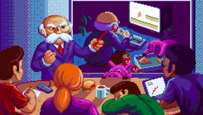 Peu de joueurs goûteront à« Crunch Out», jeu Super Nintendo en édition limitée. Mais sa simple existence suffit à attirer l'attention sur les problèmes de l'industrie du jeu vidéo, se félicite Mike Wilson.